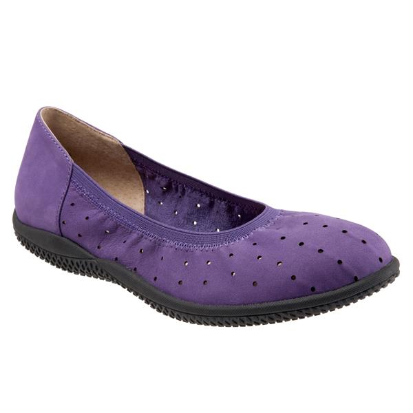 Hampshire Electric Violet Nubuck