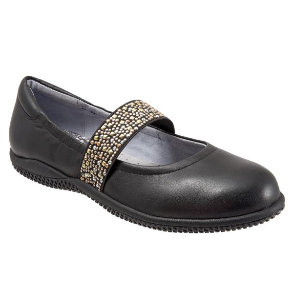 High Point Black Studded