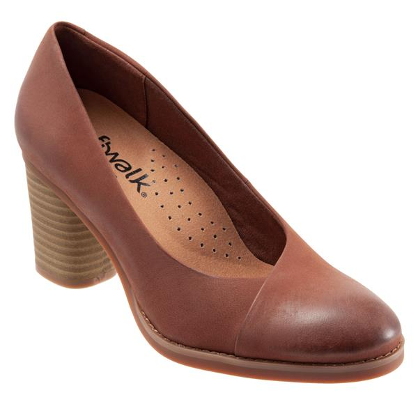 Kolette Brown Earth Nubuck
