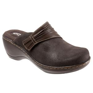 Mason Dark Brown Distressed Suede