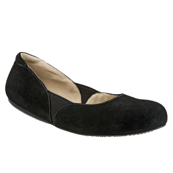 Norwich Black Suede