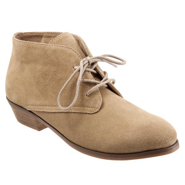 Ramsey Sand Suede