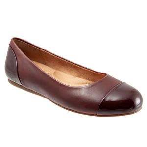 Sonoma Cap Toe Dark Red