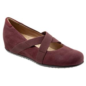 Waverly Burgundy Nubuck