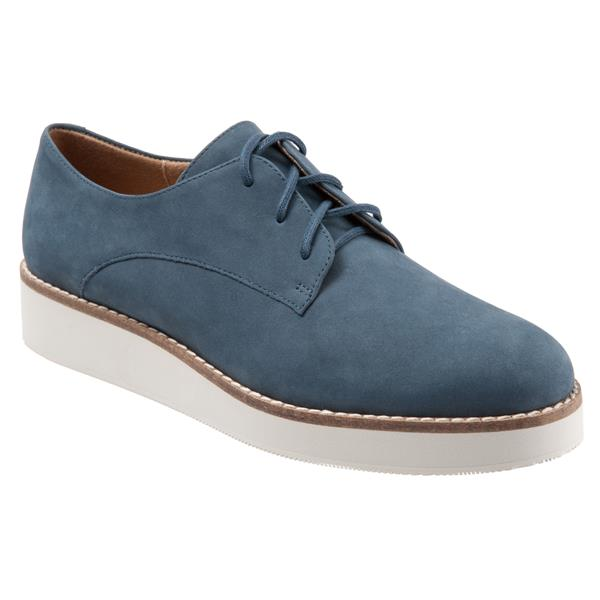 Willis Denim Nubuck