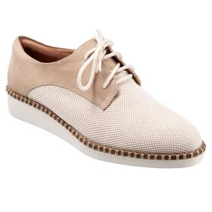 Willis Natural Linen Sand Nubuck